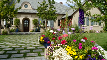 French Accent Landscaping